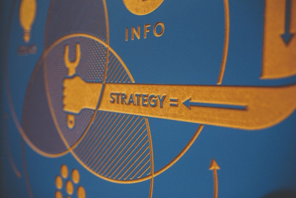 Embossed Strategy
